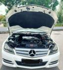 Used Mercedes-Benz C180 for sale in Botswana - 9