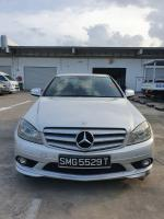 Used Mercedes-Benz C200 for sale in Botswana - 0