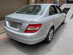 Used Mercedes-Benz C200 for sale in Botswana - 2