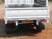 Used Nissan Altra for sale in Botswana - 3