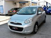 Used Nissan March for sale in Botswana - 0