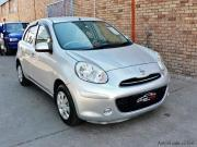 Used Nissan March for sale in Botswana - 2