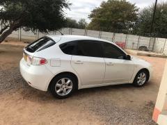 Used Subaru Impreza for sale in Botswana - 0