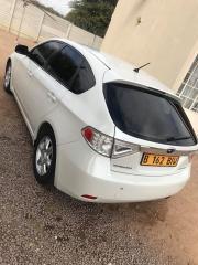 Used Subaru Impreza for sale in Botswana - 9