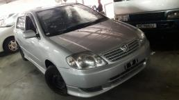 Used Toyota Allex for sale in Botswana - 2
