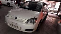 Used Toyota Allex for sale in Botswana - 3