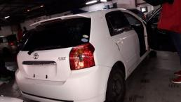 Used Toyota Allex for sale in Botswana - 4