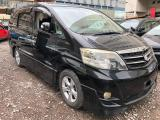 Used Toyota Alphard for sale in Botswana - 1
