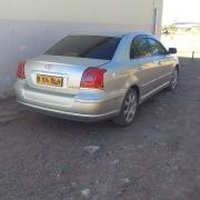 Used Toyota Avensis for sale in Botswana - 1