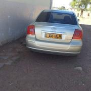Used Toyota Avensis for sale in Botswana - 2