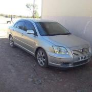Used Toyota Avensis for sale in Botswana - 4
