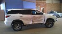 Used Toyota damaged Fortuner for sale in Botswana - 0