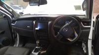 Used Toyota damaged Fortuner for sale in Botswana - 9