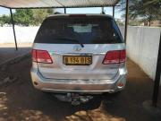 Used Toyota Fortuner for sale in Botswana - 3