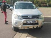 Used Toyota Fortuner for sale in Botswana - 7