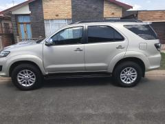 Used Toyota Fortuner for sale in Botswana - 0