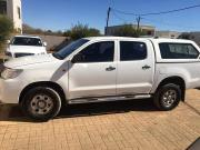 Used Toyota Hilux for sale in Botswana - 4