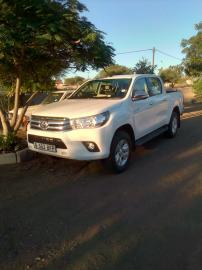 Used Toyota Hilux 7 for sale in Botswana - 0