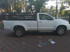 Used Toyota Hilux for sale for sale in Botswana - 6