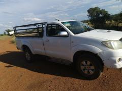 Used Toyota Hilux for sale for sale in Botswana - 14