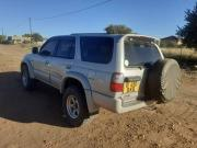 Used Toyota Hilux Surf for sale in Botswana - 5