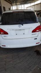 Used Toyota Ipsum for sale in Botswana - 2