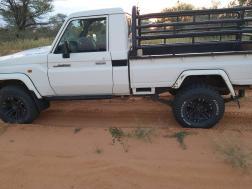 Used Toyota Land Cruiser for sale in Botswana - 1