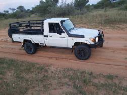 Used Toyota Land Cruiser for sale in Botswana - 6