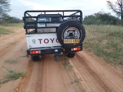 Used Toyota Land Cruiser for sale in Botswana - 7