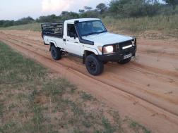 Used Toyota Land Cruiser for sale in Botswana - 8