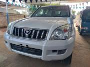 Used Toyota Land Cruiser Prado for sale in Botswana - 2