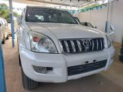 Used Toyota Land Cruiser Prado for sale in Botswana - 5
