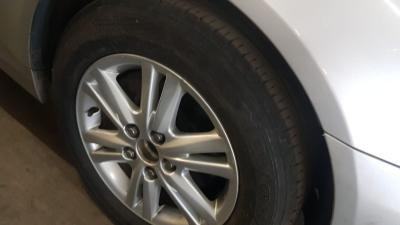 Used Toyota Mark X for sale in Botswana - 4