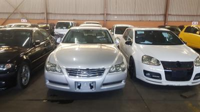 Used Toyota Mark X for sale in Botswana - 5