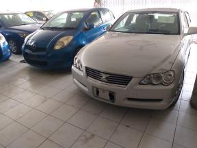 Used Toyota Mark X for sale in Botswana - 17