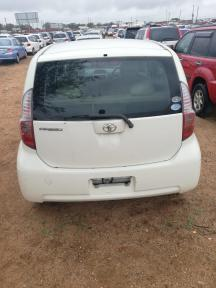 Used Toyota Passo for sale in Botswana - 2