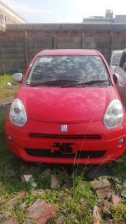 Used Toyota Passo for sale in Botswana - 0