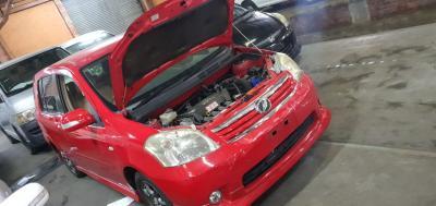 Used Toyota Raum for sale in Botswana - 0