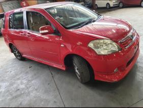 Used Toyota Raum for sale in Botswana - 5