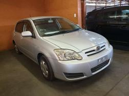 Used Toyota Runx for sale in Botswana - 0