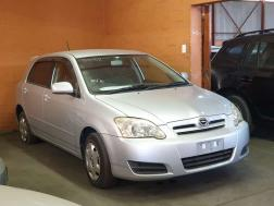 Used Toyota Runx for sale in Botswana - 2
