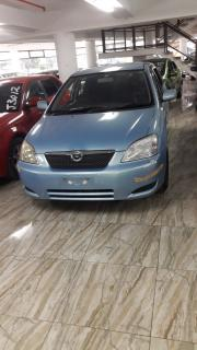 Used Toyota Runx for sale in Botswana - 4