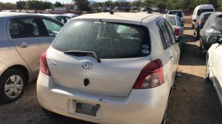 Used Toyota Vitz for sale in Botswana - 2