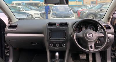 Used Volkswagen Golf 6 for sale in Botswana - 9