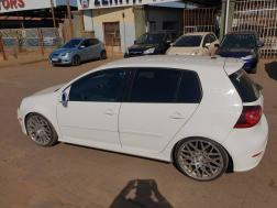 Used Volkswagen Golf GTI 5 for sale in Botswana - 0
