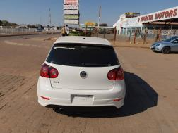 Used Volkswagen Golf GTI 5 for sale in Botswana - 1