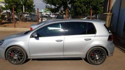 Used Volkswagen Golf GTI 6 for sale in Botswana - 0