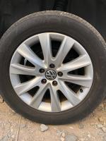 Used Volkswagen Tiguan for sale in Botswana - 1