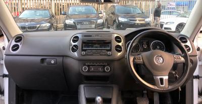 Used Volkswagen Tiguan for sale in Botswana - 6
