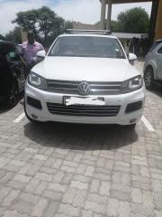 Used Volkswagen Touareg for sale in Botswana - 0